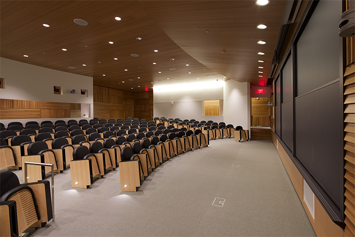 Student Lecture Hall.